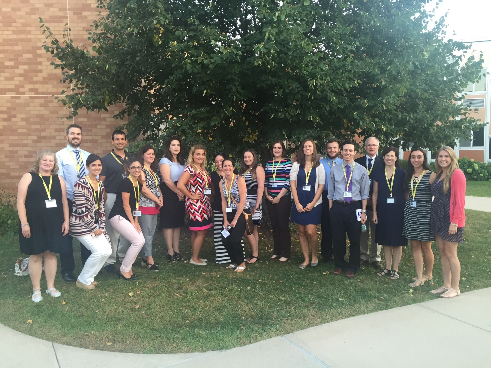Welcome to New Teachers at Ardsley